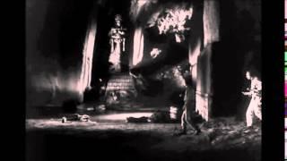Caltiki, il mostro immortale -1959 scenografie