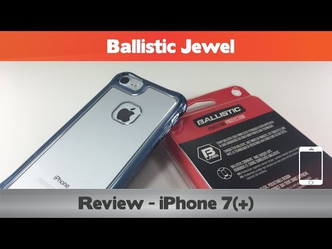 Ballistic Jewel Review - Doesn't break your iPhone 7! - iPhone 7 case reviews
