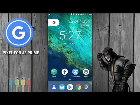 Style Rom LineageOS 14 1 for Samsung J2 Prime [No Root]