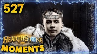 Pavel King of Europe!! | Hearthstone Daily Moments Ep. 527