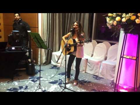Hilary Duff - Tattoo Cover At The Wedding
