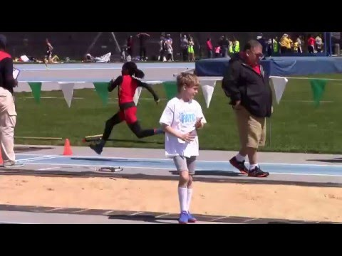 Icahn Stadium Meet-2 - 9/10 Long Jump - Kennedi