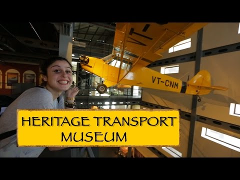Heritage Transport Museum || New Delhi