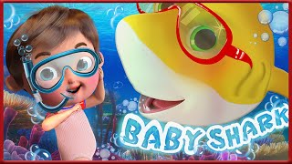 ???? Baby Shark , Six Little Ducks Song, Wheels on the Bus , Happy Birthday Song - Banana Cartoon