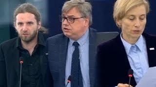 Polscy europosłowie przeciwko ZBRODNICZYM JUGENDAMTOM, które KRADNĄ POLSKIE DZIECI!
