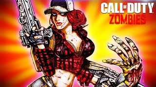 NUEVO CÓMIC No. 5 CALL OF DUTY ZOMBIES (Black Ops III Zombies)