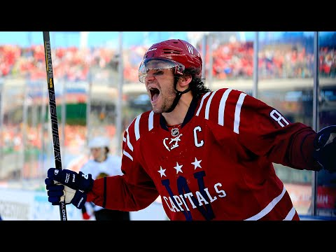 Alex Ovechkin Best Hits & Goals (UPDATED)