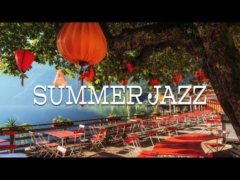 Summer JAZZ - Positive Coffee Bossa Nova JAZZ Playlist For Morning,Work,Study