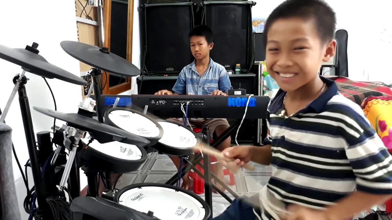 Tình Nhỏ Mau Quên [Hoà Tấu + KARAOKE BEAT] - Nhạc sống Phong Bảo