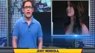 Jessy Mendiola, niresbakan si Yayo Aguila.