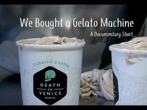 We Bought A Gelato Machine | Documentary Short