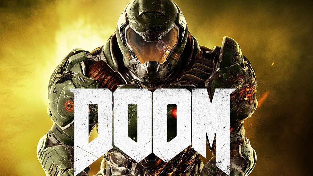 Купить Doom 2016