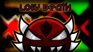 Montage | Low Death 100% (Krazy's Gameplay) [Geometry Dash 2.0]