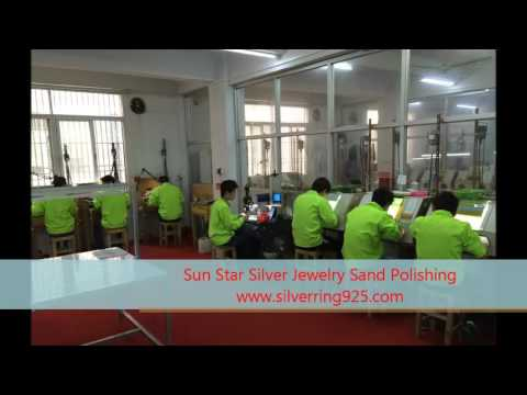 925 sterling silver rings factory