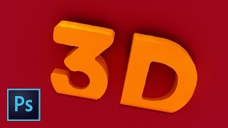 10 Steps to Getting Started With 3D | Photoshop Tutorial