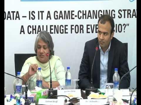 TechGig Conversation on Big Data- Delhi Chapter: Part 4