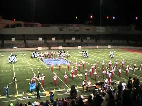"""Girard High School Marching Band 2012 """"What If"""""""