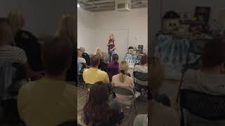Psychic Lorri Walker Conducts Mediumship Readings for Dia De Los Muertos