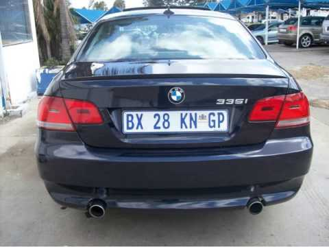 2006 BMW 3 SERIES 335i Coupe Auto For Sale On Auto Trader South