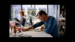 Wrigley's Orbit - Antonio Banderas(Antonio Banderas - novo zaštitno lice Wrigley's Orbit-a! Holivudska zvezda Antonio Banderas postao je zaštitno lice Wrigley's Orbit® TV kampanje za 2013., 2013-02-28T09:18:59.000Z)