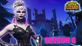 DUSK ARRIVES ON THE ISLAND! *NEW SEASON 6* *NEW SKINS* - Fortnite Season Short Film