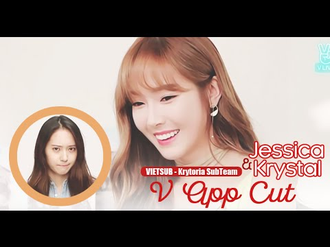 [Vietsub] Jessica & Krystal Vapp cut {Krytoria Team}