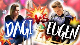 DAGI vs. EUGEN - Weihnachtsspecial 🎄💥   Dagi Bee