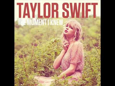 Taylor Swift- The Moment I knew (Audio)