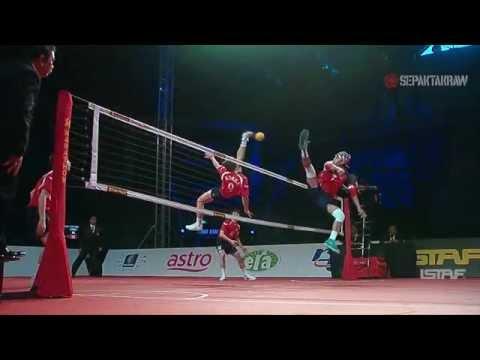 SepakTakraw - Fight Gravity