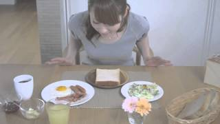 朝食って人生で何回あるのかな?って 朝食にもっとよろこびを感じてもい...