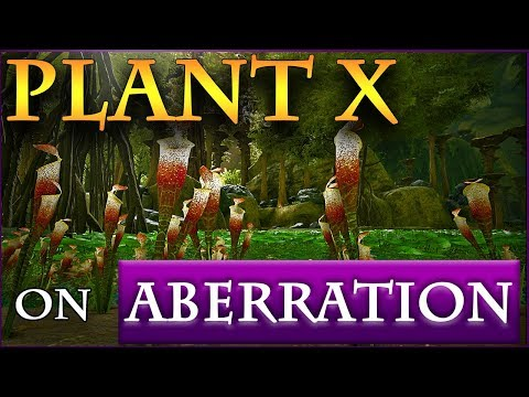Aberration: Plant Species X, How and Where To Get Them! (Quick Guide) Ark Survival Evolved