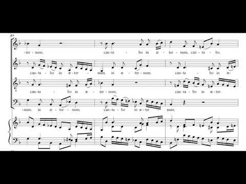 Mozart - Misericordias Domini, K. 222