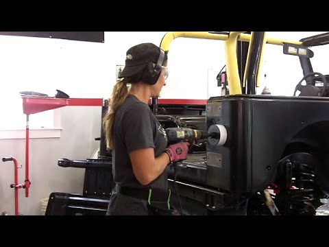 Episode 4 - Sugar High Jeep Wrangler Rubicon Build for SEMA & Rebelle Rally