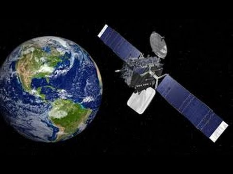 Are orbiting satellites real?