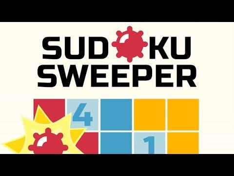 Sudoku Sweeper - Gameplay Android et iOS (iPhone / iPad) par KickMyGeek