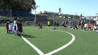 木村和司ファミリーサッカースクール 和司コーチFK