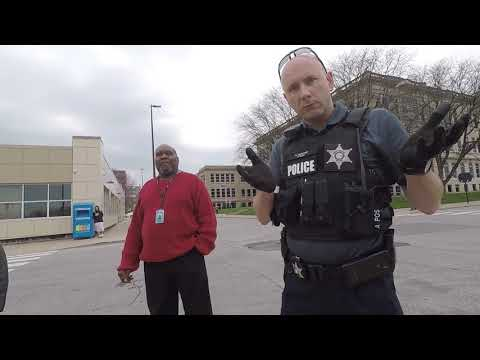 1st Amendment Audit Main Post Office And FWCS Family & Community Engagement Center