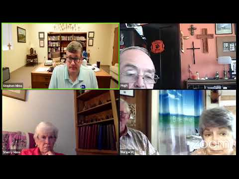 Bible Study Romans 3 (June 1, 2021)