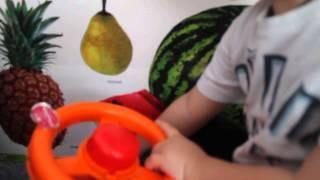 учим фрукты