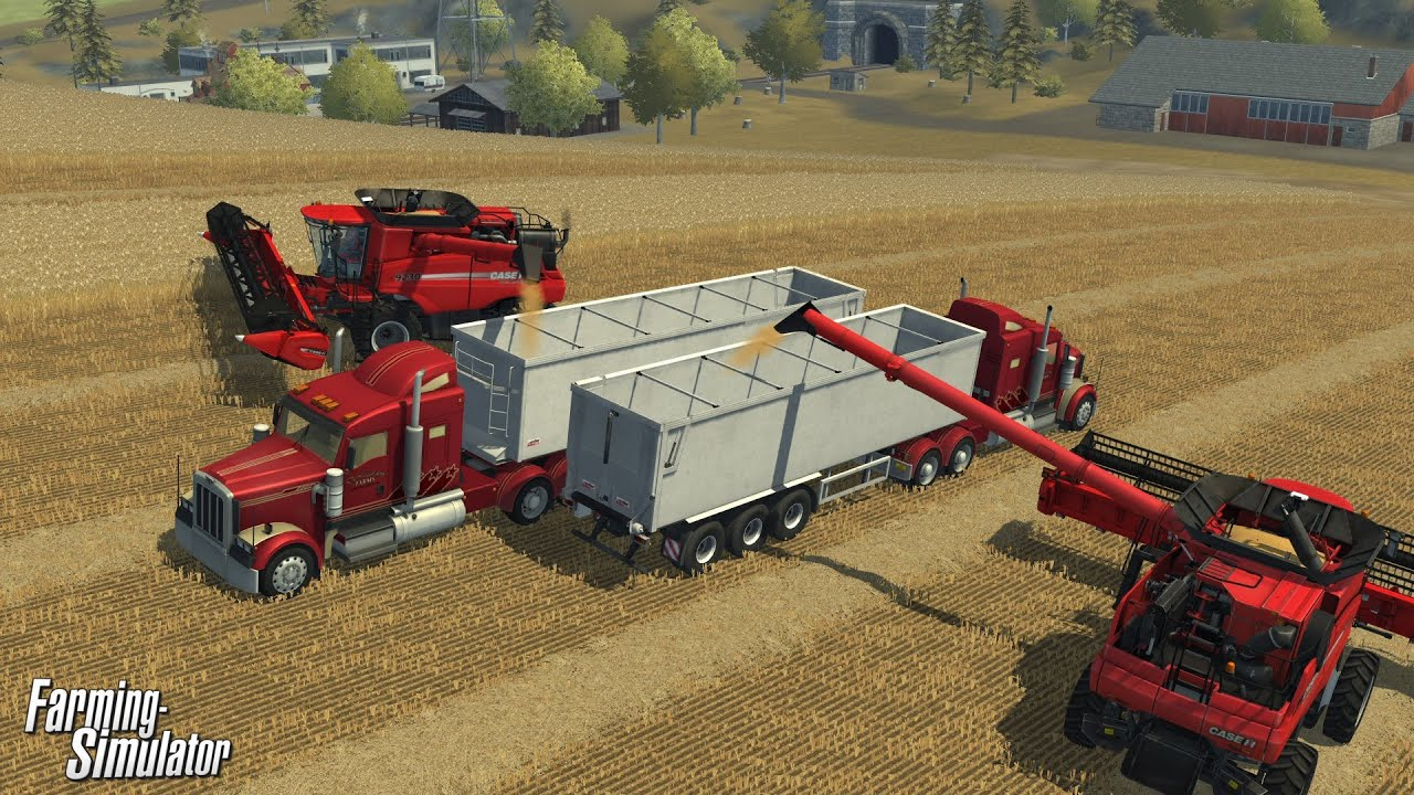 Farming Simulator 14 for Android Is Now Free Download