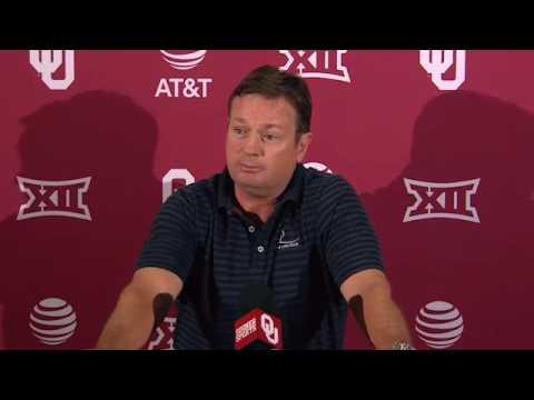 OU Update - Kansas Week - Bob Stoops