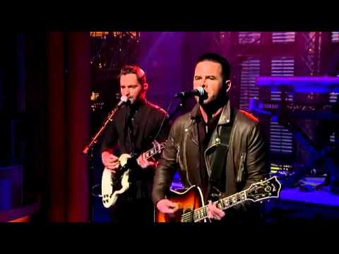 David Letterman   David Nail   Whatever She's Got