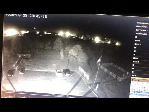 АТН Харьков: Видео падения самолёта под Чугуевом - 26.09.2020