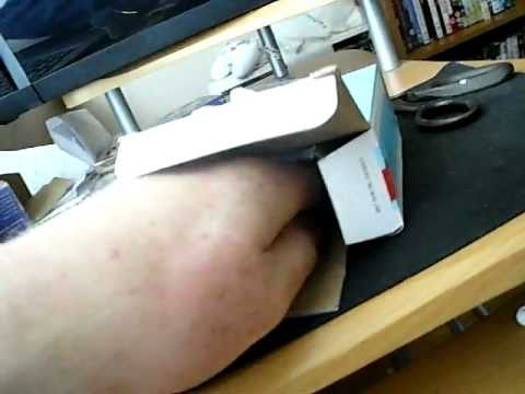 Unboxing Argos Wireless Mouse