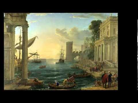 Baroque pieces  easy piano sheet music