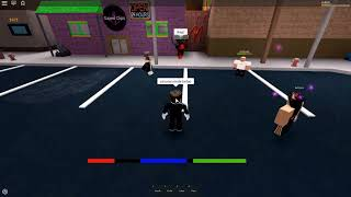 Roblox,The Streets. Rking salty yur_a's people.