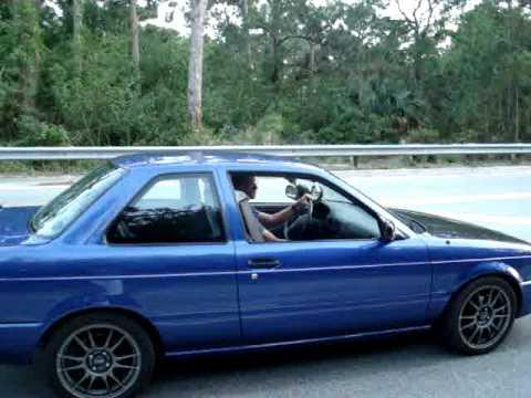 B13 GTiR SR20 Sentra - YouTube