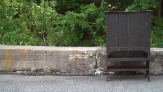 Homestead Cupboard With Bi-fold Doors