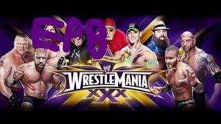 WWE ROBLOX EP8 WRESLEMANIA