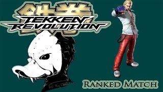 Tekken Revolution - Steve Ranked Match